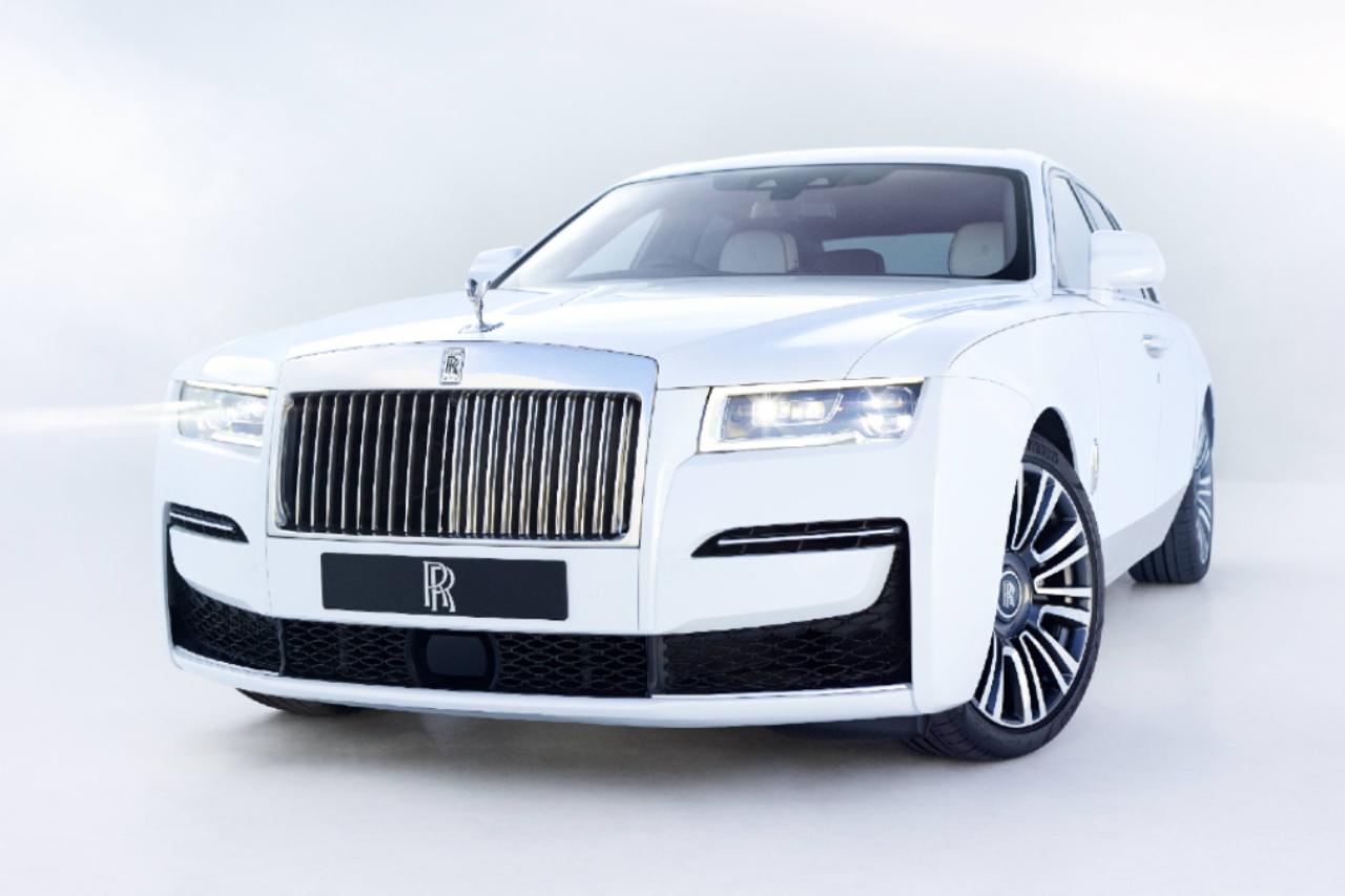 Rolls-Royce veut se relancer avec la Ghost