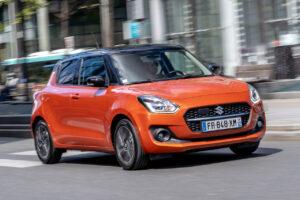 Suzuki Swift : hybridation optimisée