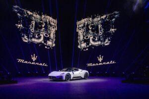 Un nouveau départ pour Maserati
