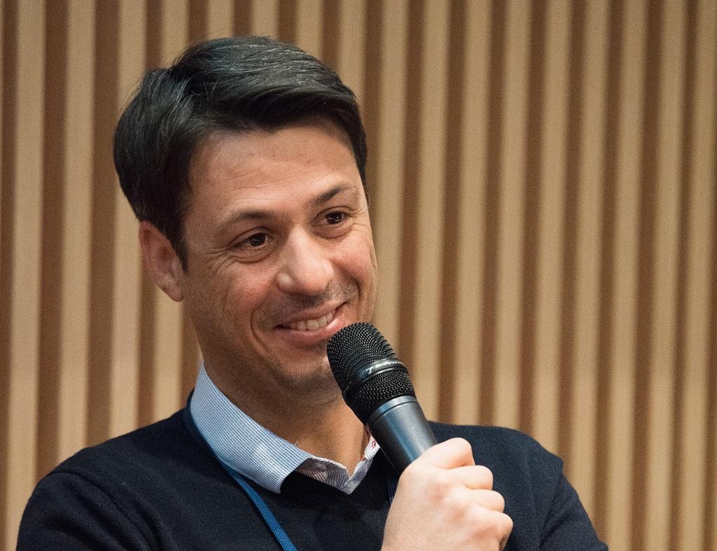 Mathieu Bernasconi devient le visage de l
