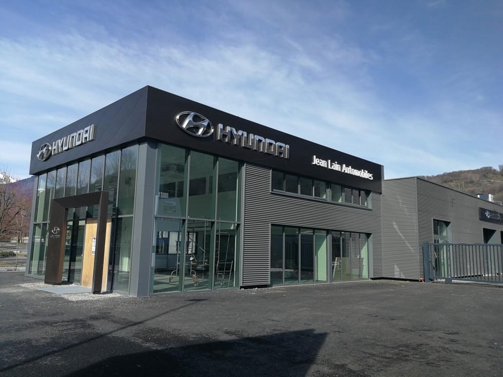 Le réseau Hyundai a bénéficié en 2019 d'une rentabilité record avec 1,7 % du chiffre d'affaires.