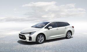 Suzuki Swace : nouveau renfort hybride