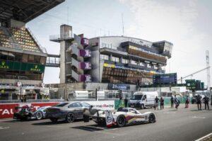 Peugeot dévoile la 508 PSE au Mans