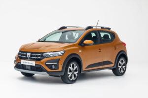 Equation résolue pour la nouvelle Dacia Sandero