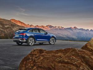 Audi allonge sa liste de SUV avec le Q5 Sportback