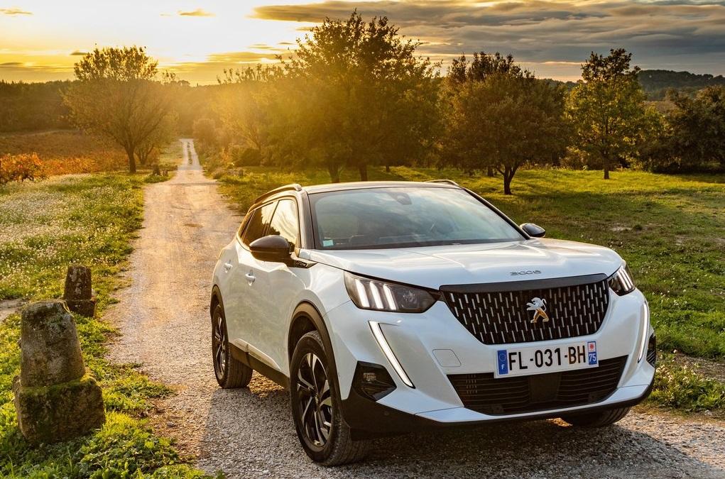 Peugeot a cartonné auprès des professionnels en septembre 2020.