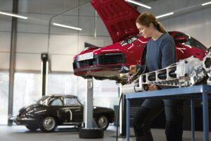 Porsche France recherche des techniciens en alternance