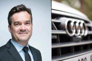 Audi France se réorganise et Jérôme Donguy prend du galon