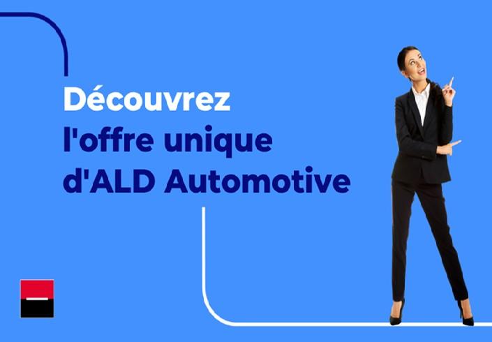 ALD Automotive passe à l'offensive dans le domaine de l'assurance connectée.
