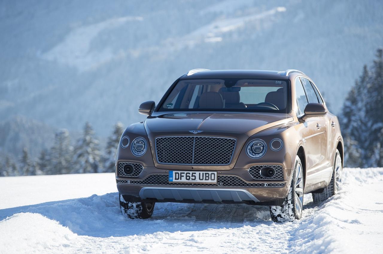 Bentley en passe de devenir une filiale d