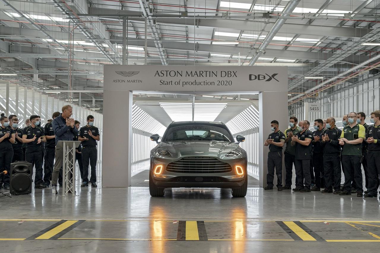 Aston Martin et Mercedes resserrent leurs liens