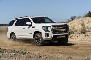 GM porté par ses SUV et pick-ups