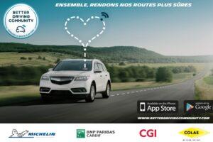 Michelin s'active en matière de sécurité routière