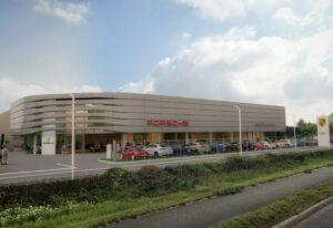 Porsche ouvrira en 2022 une nouvelle succursale à Poissy