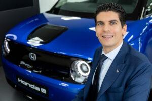 Steve Amsellem nommé à la tête des ventes de Honda France