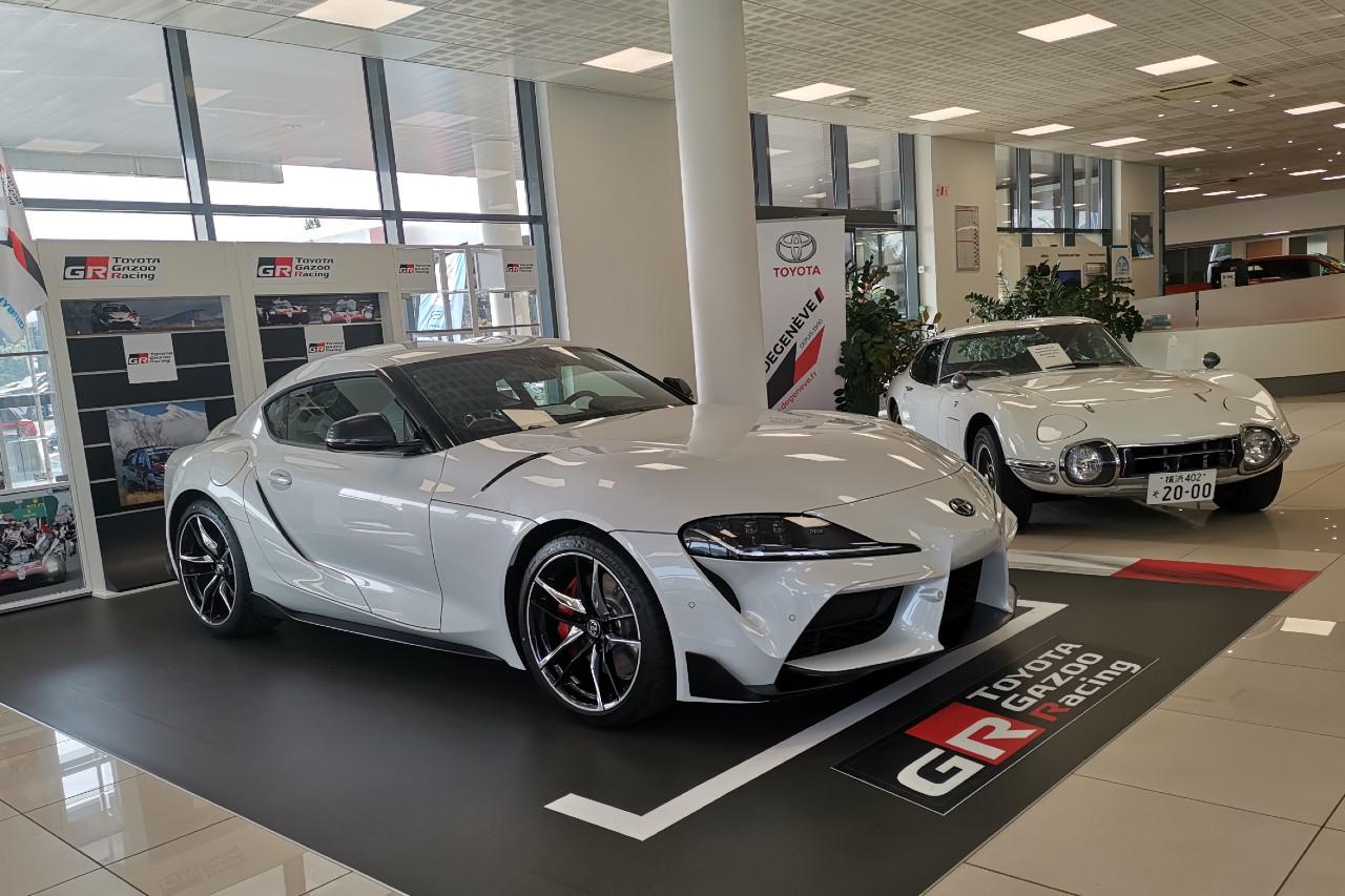 Toyota : de la course aux showrooms