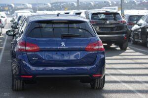 La production automobile française au plus bas