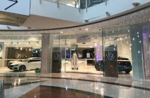Le groupe Donjon ouvre un showroom éphémère de 600 m2 à Evry 2