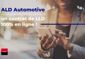 Un contrat de LLD en 10 minutes chez ALD Automotive