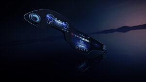Mercedes-Benz prend les commandes de la course aux écrans