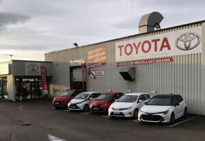 Le groupe Jean Lain pose ses jalons en Ardèche avec Toyota