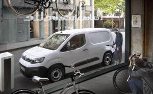 Premier contact avec le Citroën ë-Berlingo Van
