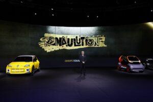 Renault comptera parmi les fondateurs de la Software République