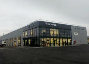 Scania France renforce son réseau