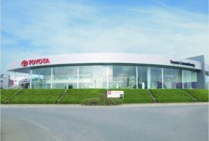 CAR Avenue devient le principal distributeur du groupe Toyota au Luxembourg