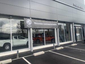 Le groupe Vulcain devient le premier distributeur MG en Auvergne-Rhône-Alpes