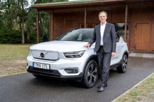 Volvo France vise 20 000 livraisons en 2021