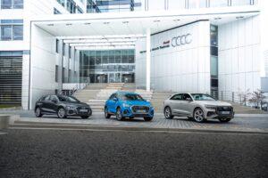 CO2 : Audi affiche une moyenne 4,1 g plus basse que son objectif
