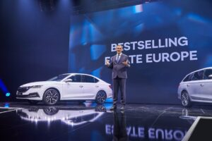 Skoda Auto améliore ses positions en Europe