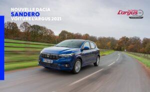 Dacia brille aux Trophées de L'argus