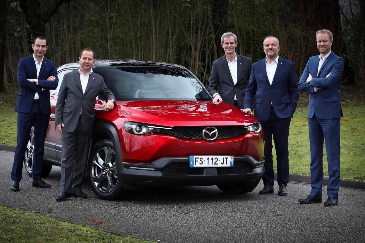 Mazda France étoffe son comité de direction