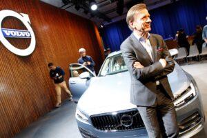 Volvo Cars optimiste pour 2021