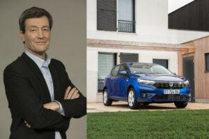 Thomas Dubruel prend la tête du commerce Dacia en France
