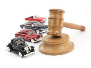 Baisse de rythme pour les enchères de voitures de collection
