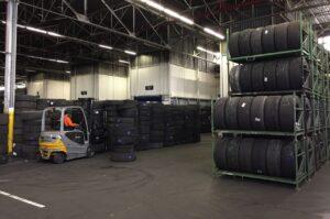 Michelin va ouvrir sa première usine de recyclage de pneumatiques