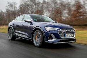 Audi e-tron S : l