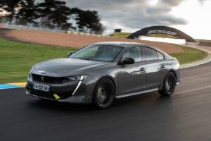 508 PSE : la sportivité selon Peugeot