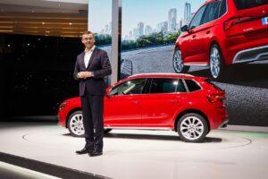 Alain Favey quitte Skoda Auto pour le groupe VW