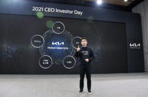 Kia compte vendre 3,8 millions de voitures d