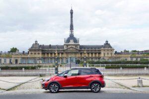 Honda enquête sur les Français et l