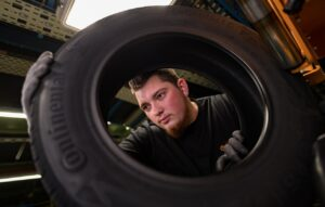 Continental lance un pneu avec un nouvel indice de charge