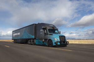 Daimler avec Amazon pour ses camions autonomes