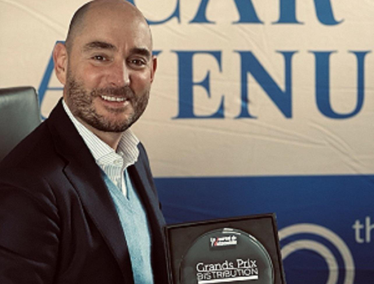 GPDA : CAR Avenue primé pour sa performance en Europe