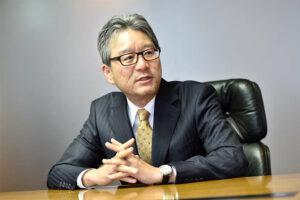 Toshihiro Mibe, nouveau PDG de Honda