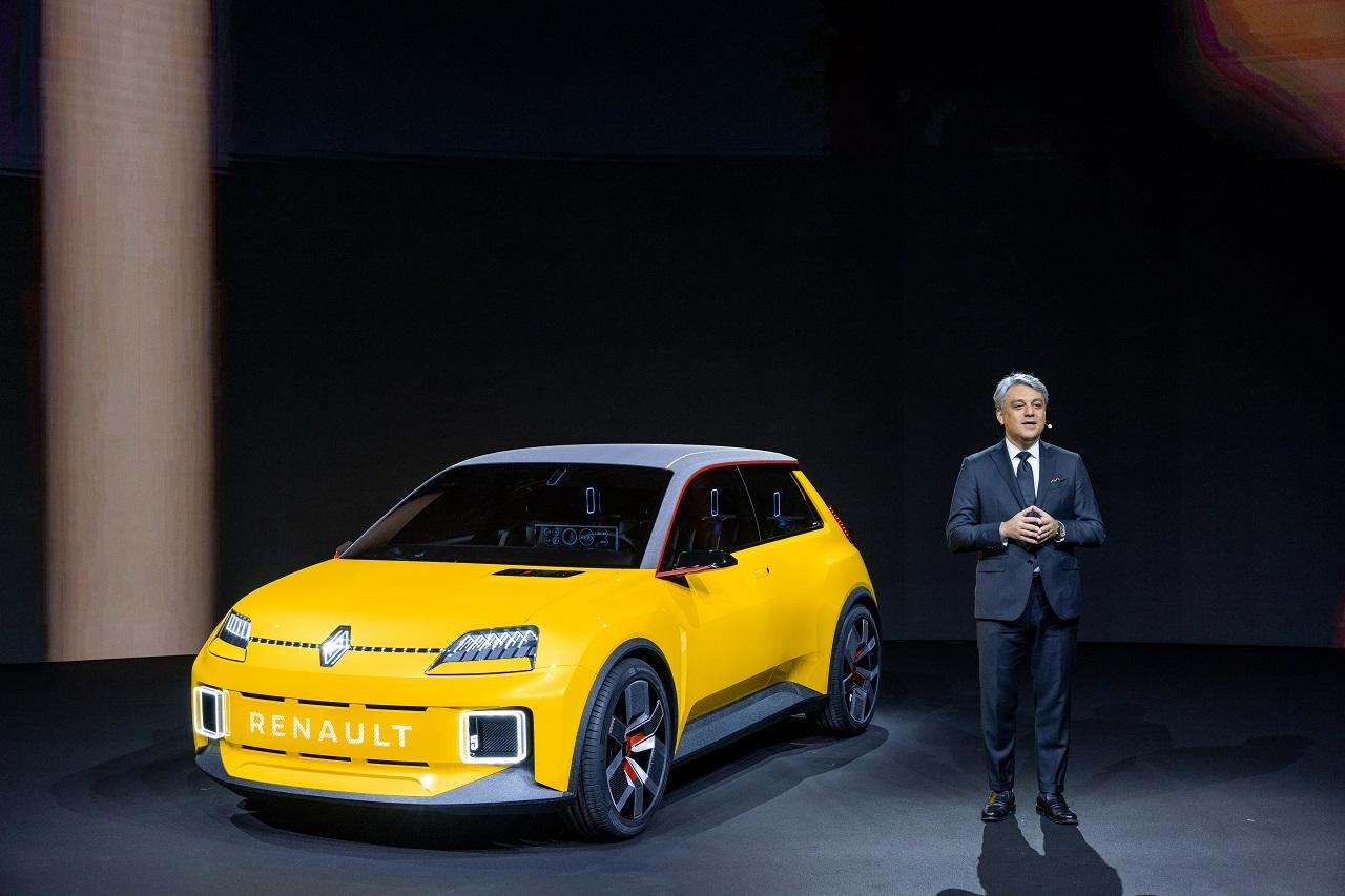 Renault : une perte historique de 8 milliards d
