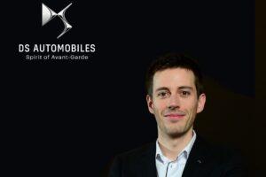 Benjamin Maigre, nouveau responsable communication de DS Automobiles